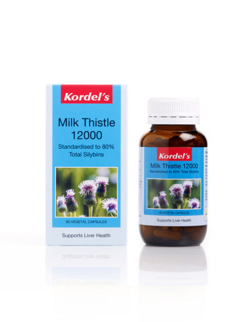 Milk Thistle x 1 Bottle