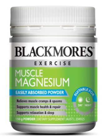 Blackmores SG Muscle Magnesium (150g)_1707 LR