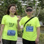 run for light image