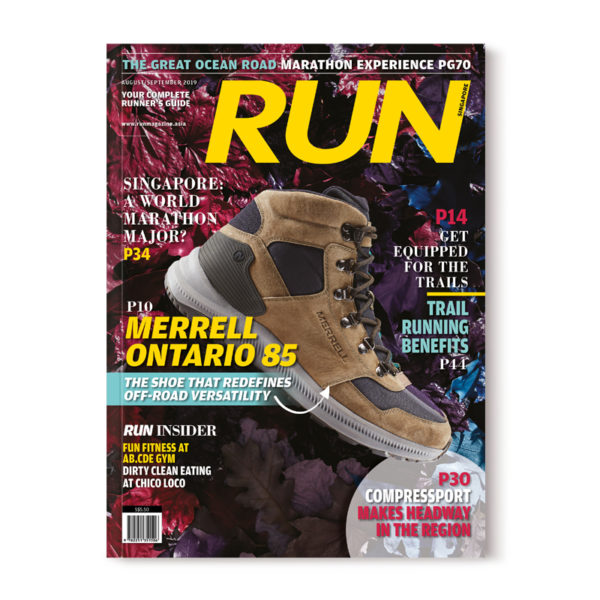 RUN Magazine (Single Print Copy)