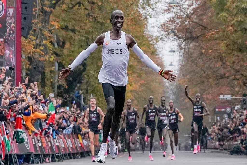Eliud Kipchoge - The INEOS 1:59 Challenge