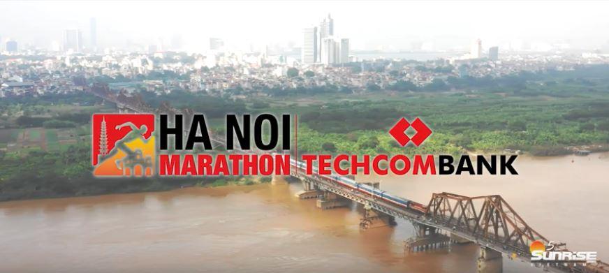 Techcombank Ha Noi Marathon 2020